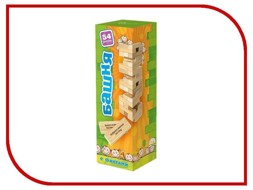 Настольная игра Ranok Creative Башня 7746 настольная игра ranok creative ассоциации 12120027р