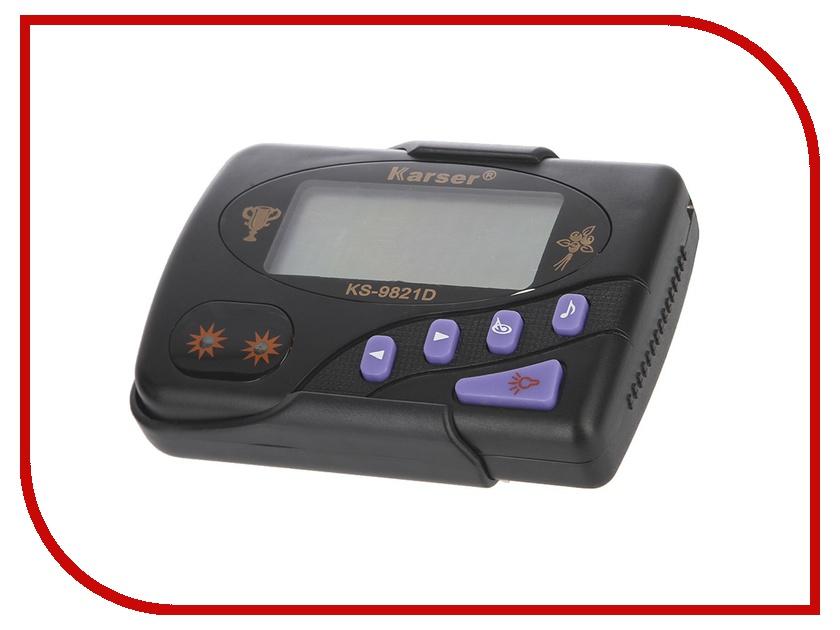 Аксессуар Karser KS-9821D - часы автомобильные