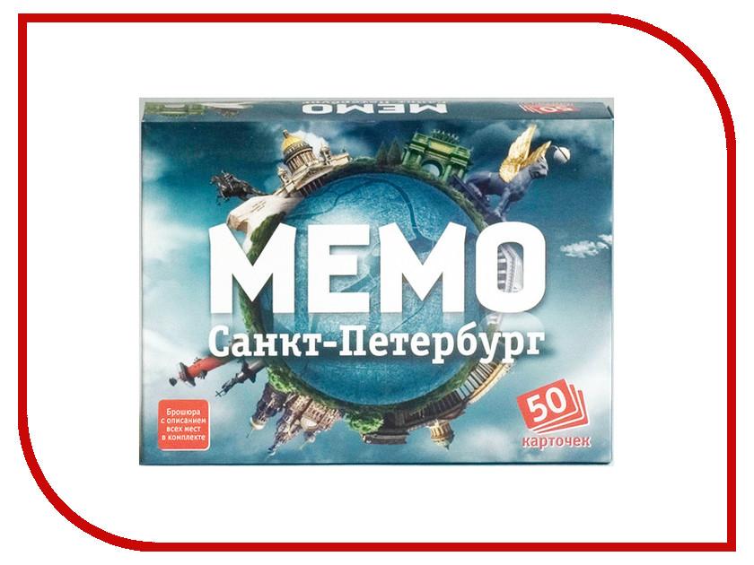 Настольная игра Ranok Creative Мемо Санкт-Петербург 7201