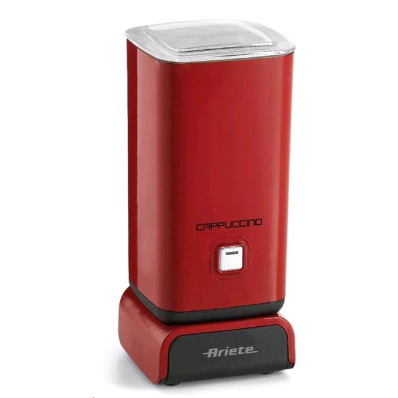 Вспениватель молока Ariete 2878 Cappuccino Red от Pleer