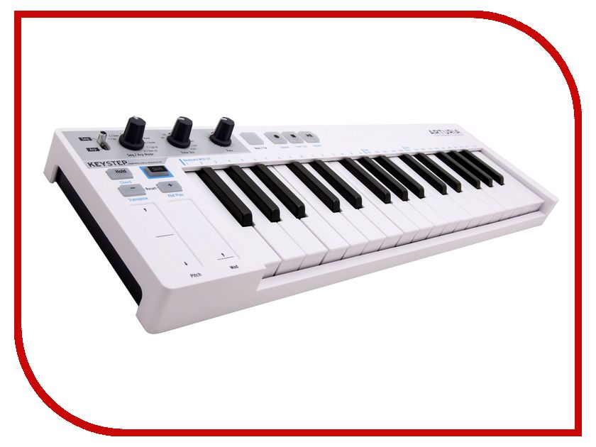 MIDI-клавиатура Arturia KeyStep цена и фото