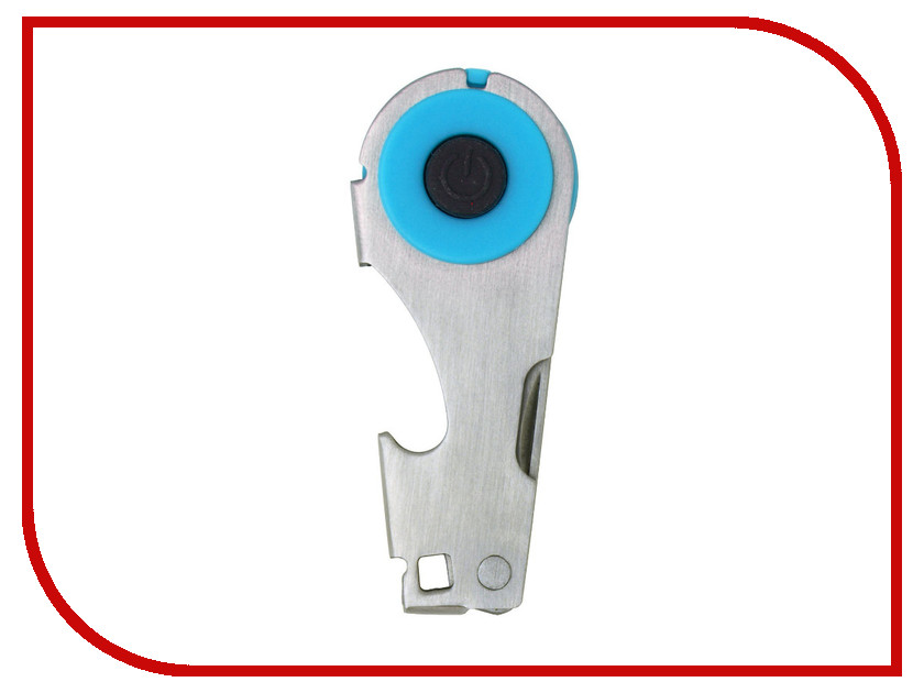 Мультитул Swiss+Tech Key Light Knife With Bottle Opener ST60339