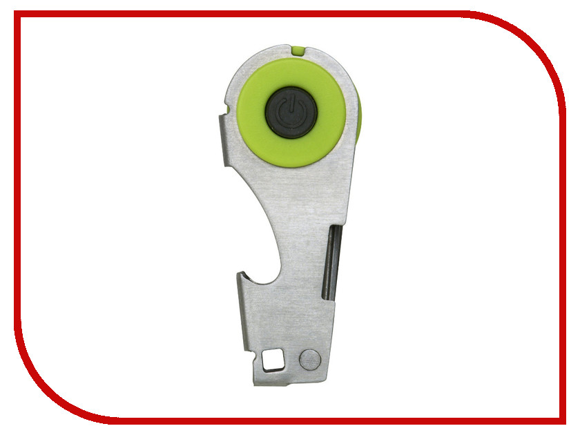Мультитул Swiss+Tech Key Light Driver With Bottle Opener ST60349