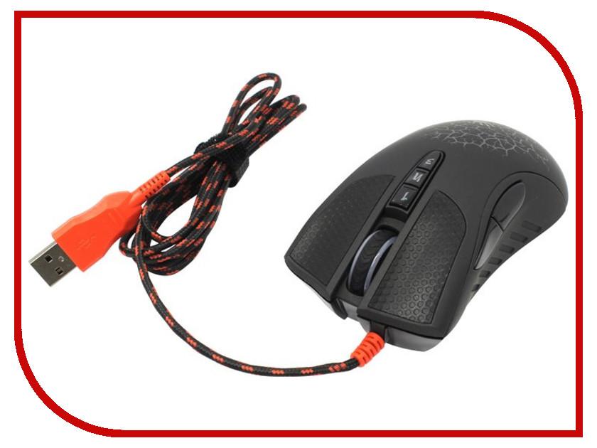 лучшая цена Мышь A4Tech Bloody AL90 USB