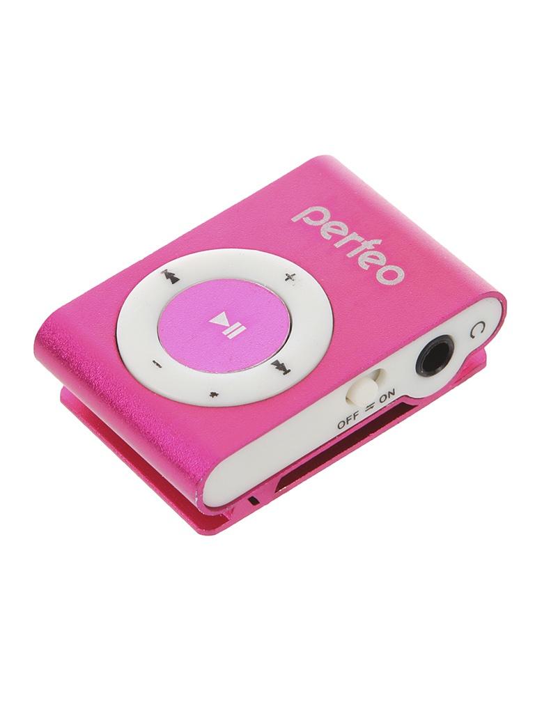 Плеер Perfeo VI-M001 Music Clip Titanium Pink vicor vi 240 cv vi 240 ev