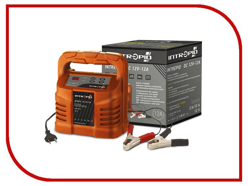 Зарядное устройство для автомобильных аккумуляторов Intrepid DC 12V-12A 01.80.120В