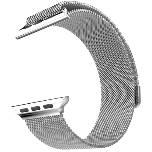 Аксессуар Ремешок APPLE Watch 42mm Activ Silver Metal Mesh 55170