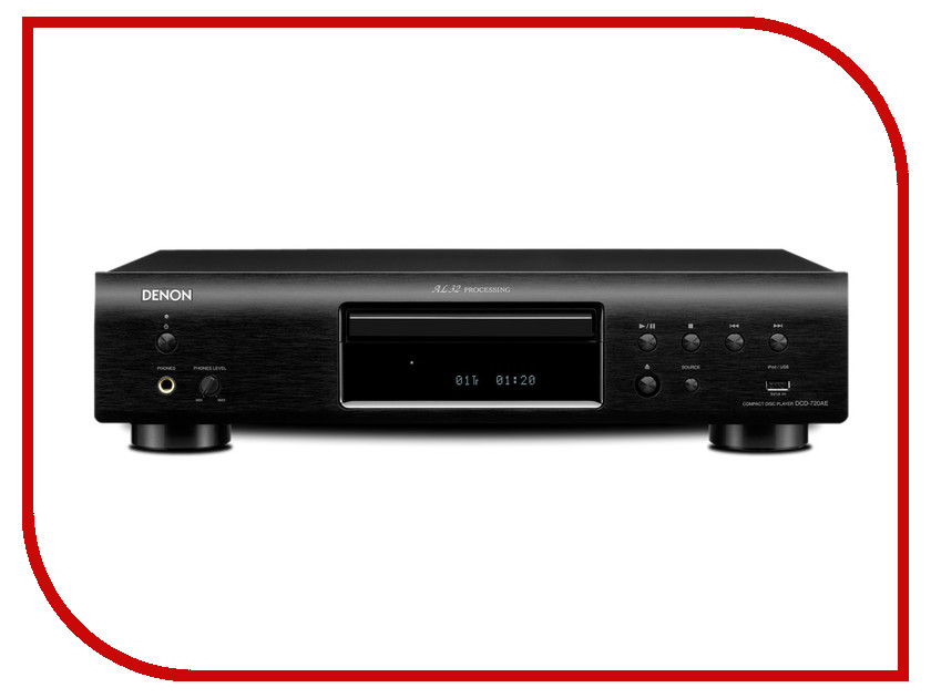 CD-проигрыватель Denon DCD-720AE BL dream time page 1 page 5 page 1 page 1