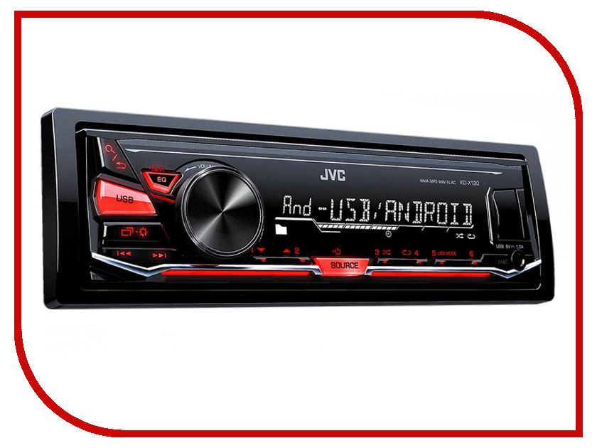 Автомагнитола JVC KD-X130
