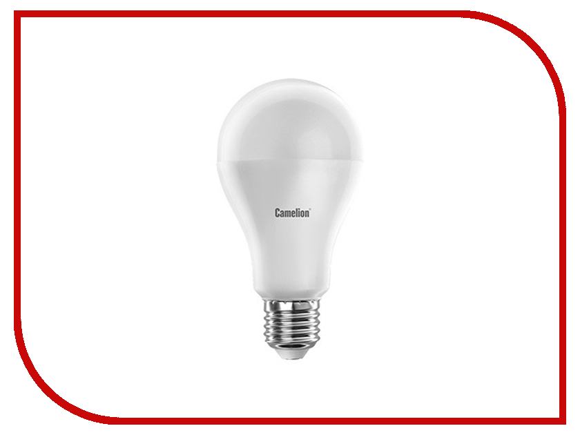 Лампочка Camelion A65 15W 220V E27 4500K 1320 Lm LED15-A65/845/E27<br>