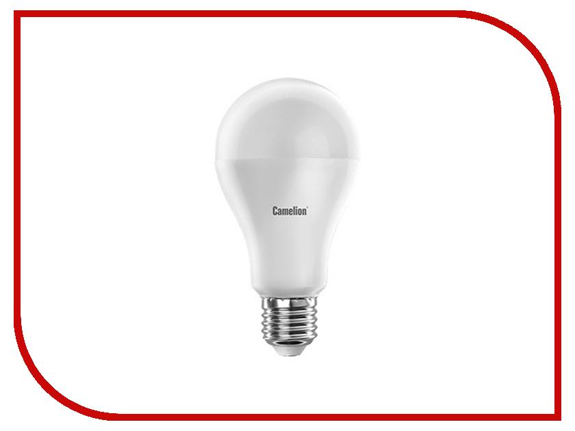 Лампочка Camelion A65 15W 220V E27 3000K 1280 Lm LED15-A65/830/E27<br>