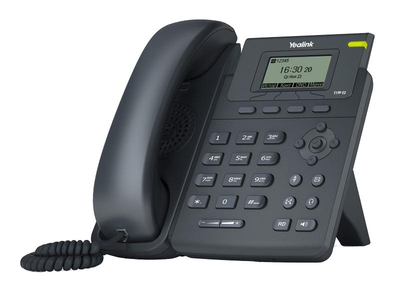 VoIP оборудование Yealink SIP-T19P E2