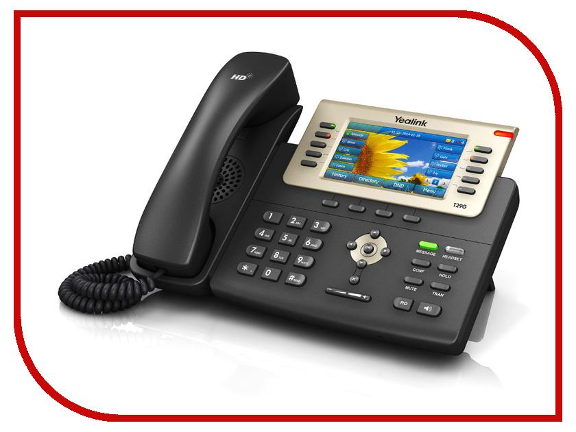 VoIP оборудование Yealink SIP-T29G