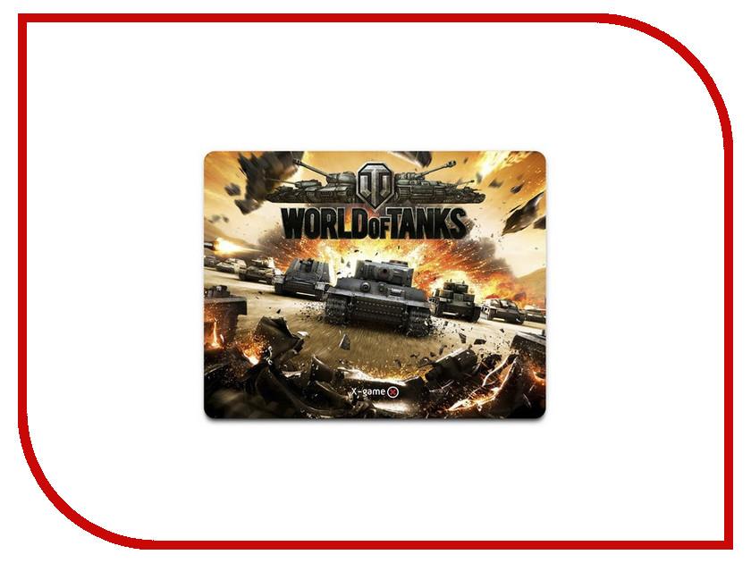 Коврик X-Game WORLD of TANKS V2.P 100775st<br>