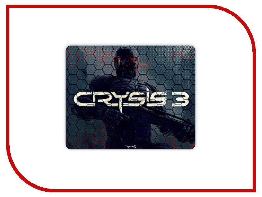Коврик X-Game CRYSIS 3 V1.P 100728st