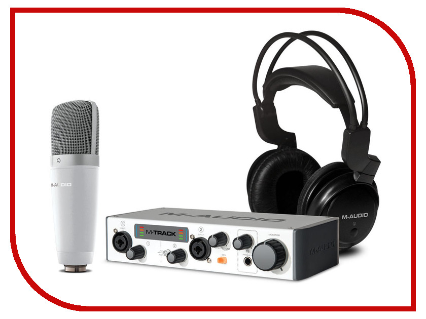 Звуковая карта M-Audio Vocal Studio Pro II