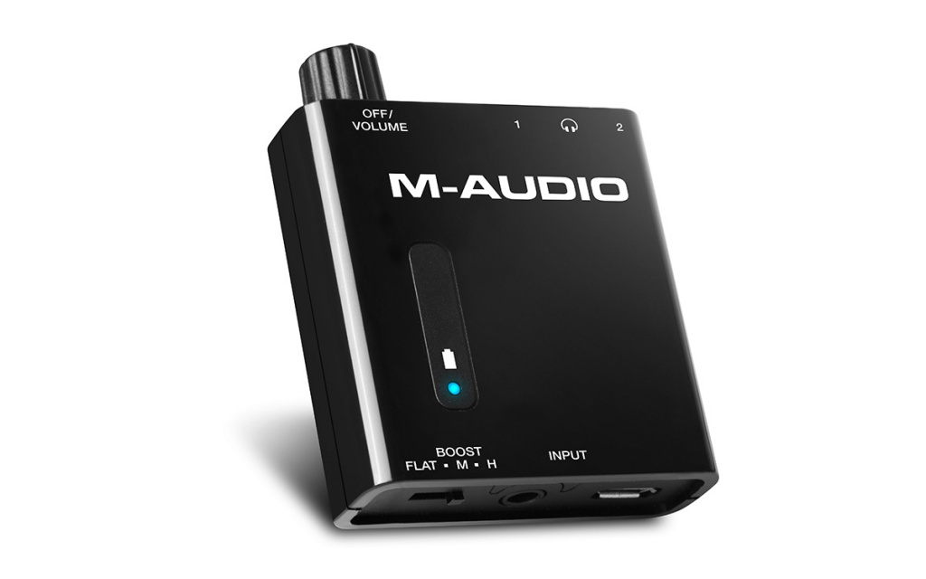 Усилитель M-Audio Bass Traveler