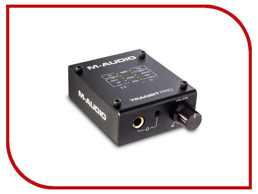 Цифровой конвертер M-Audio Transit Pro<br>
