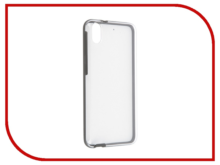 Аксессуар Чехол HTC Desire 626 / 626G Dual Sim / 626G+ Dual Sim / 628 HC C1090 Grey<br>