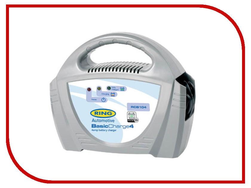 Зарядное устройство для автомобильных аккумуляторов Ring RECB104<br>