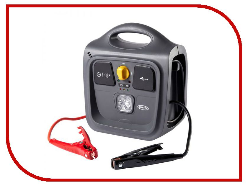 Зарядное устройство для автомобильных аккумуляторов Ring REPP148