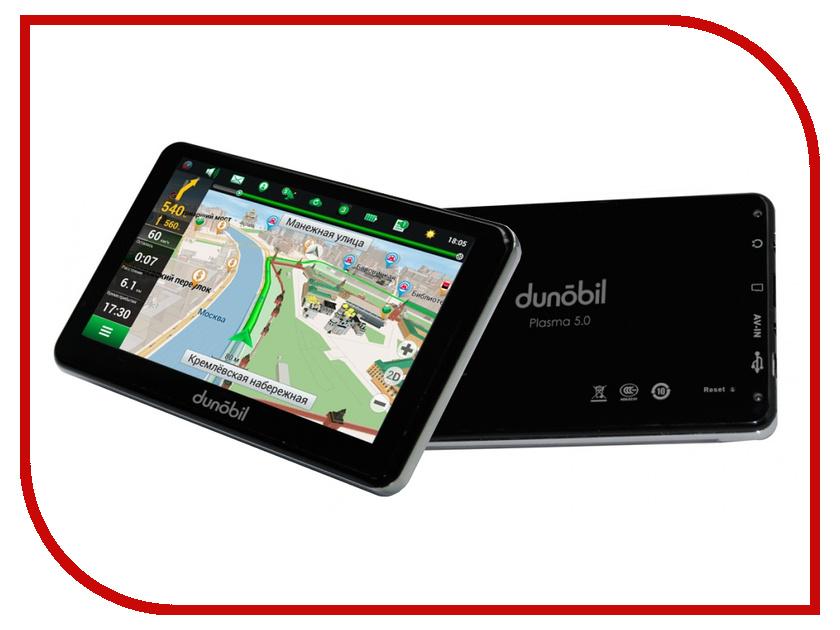 Навигатор Dunobil Plasma 5.0<br>
