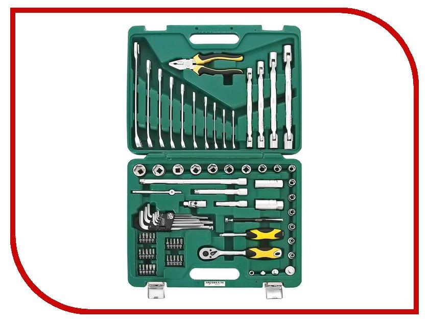 Набор инструмента Арсенал AL-79 AA-C38UL79 AUTO  набор инструмента арсенал aa c1412p94 для ваз