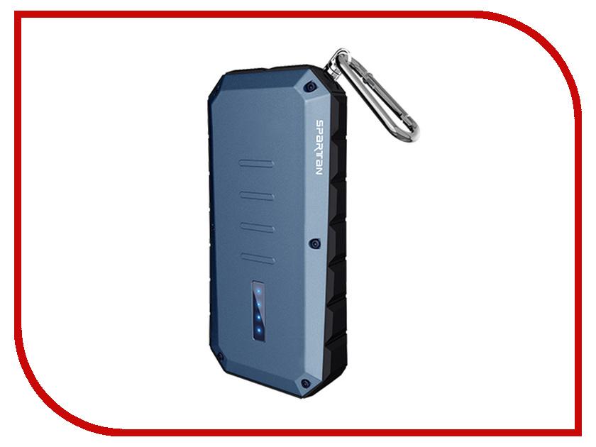 Аккумулятор iWalk Extreme Spartan 13000 mAh 100153st Dark Blue<br>