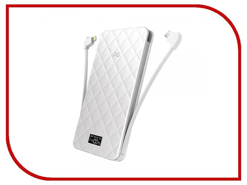 Аккумулятор iWalk Extreme TRIO 10000 mAh 100149st White<br>