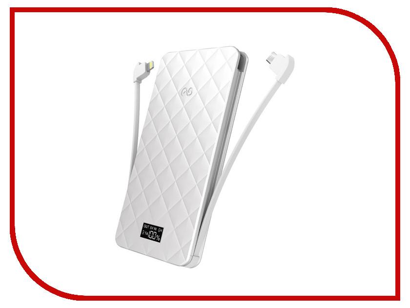 Аккумулятор iWalk Extreme TRIO 6000 mAh 100140st White<br>