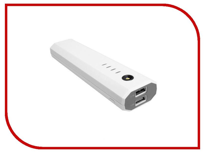 Аккумулятор iWalk Extreme 10000 mAh 100147st White<br>