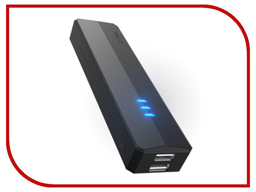Аккумулятор iWalk Supreme 10400 mAh DUO 100139st Black<br>