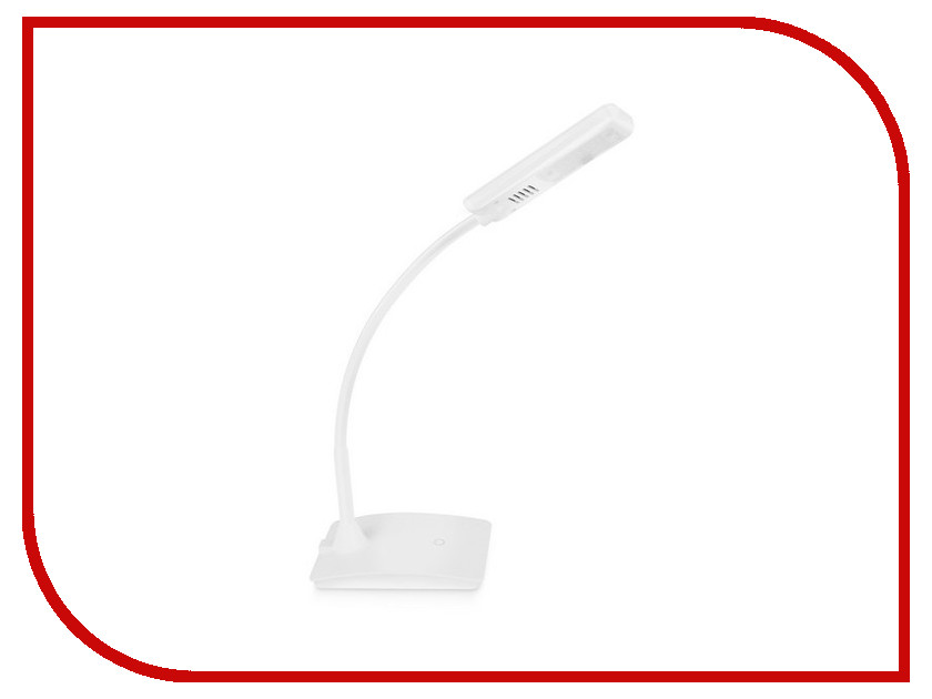 Лампа Deluxe DLTL-101W-6W 101752st White