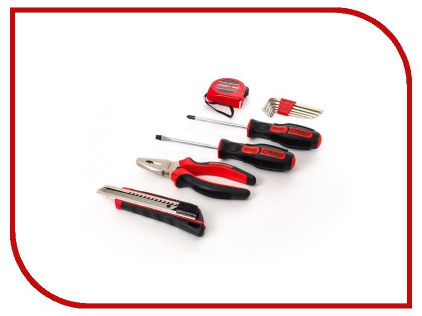 Набор инструмента CREST C205 103512st  набор инструмента crest c311 103510st