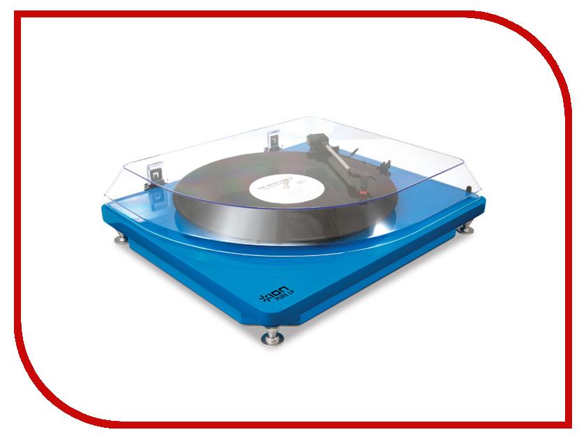 Проигрыватель виниловых дисков ION Audio Pure LP Blue IONpurelpbl<br>