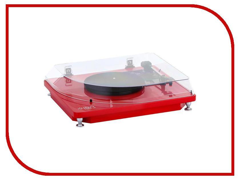 Проигрыватель виниловых дисков ION Audio Pure LP Red IONpurelpr<br>