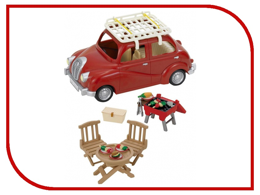 ���� Sylvanian Families �������� ���������� Red 2002
