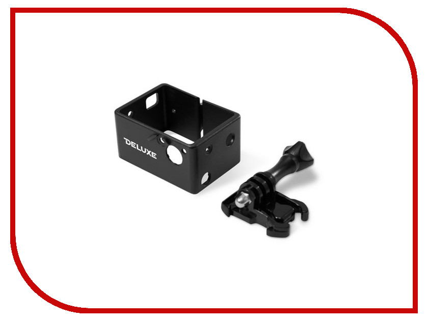 Аксессуар Deluxe DLGP-72 for GoPro Hero 4/3+/3 101614st<br>