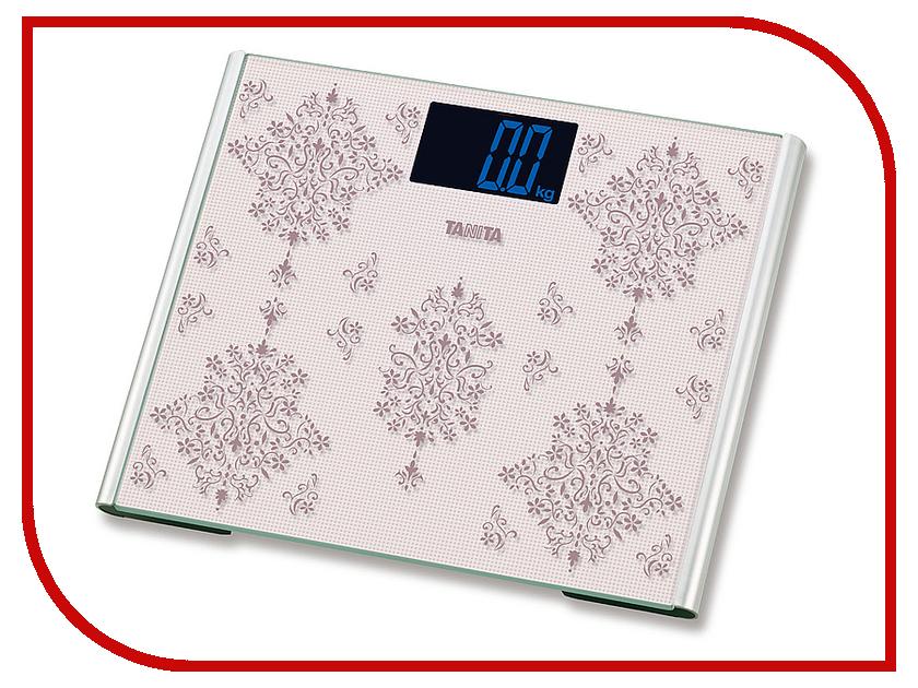 все цены на Весы напольные Tanita HD-387 Pink онлайн