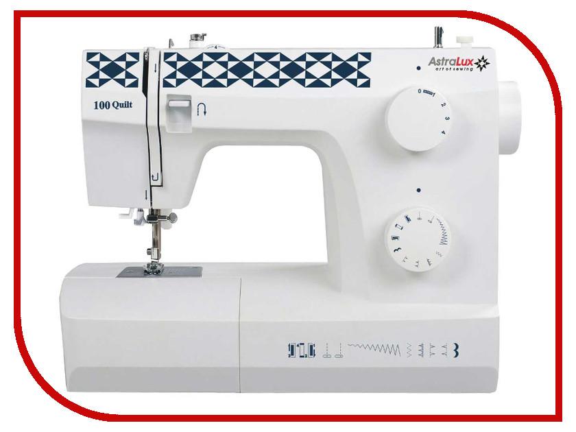 Швейная машинка Astralux 100 Quilt astralux q603 швейная машинка