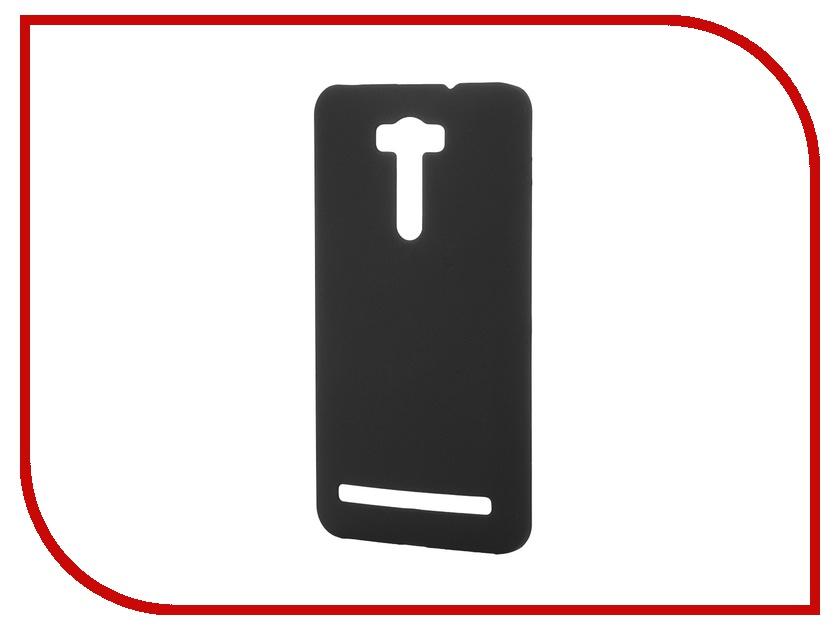 Аксессуар Чехол-накладка Pulsar for ASUS ZenFone 2 Laser 6 ZE601KL Clipcase PC Soft-Touch Black PCC0172