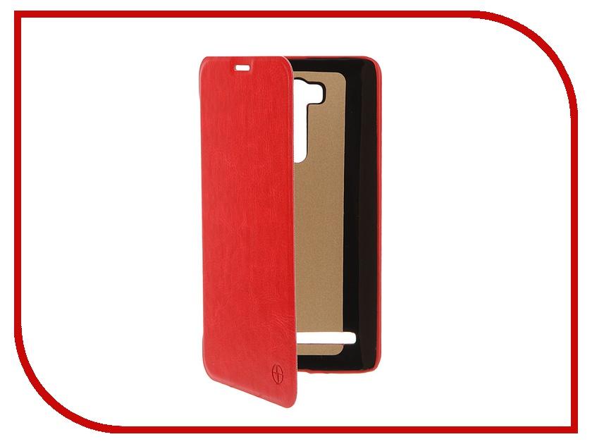 Аксессуар Чехол ASUS Zenfone 2 Laser 6 ZE601KL Pulsar Shellcase Red PSC0852<br>