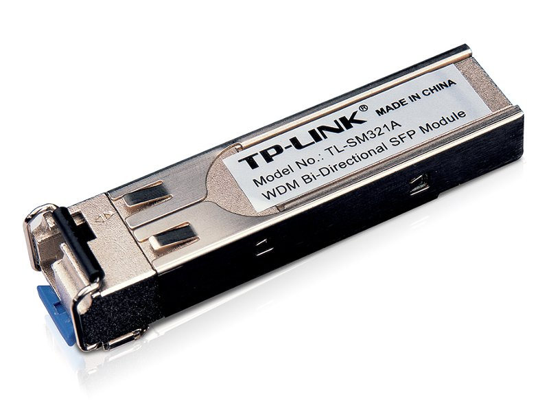Медиаконвертер TP-LINK TL-SM321A<br>