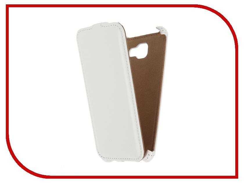 Аксессуар Чехол Samsung Galaxy A5 2016 Pulsar Shellcase White PSC0857<br>