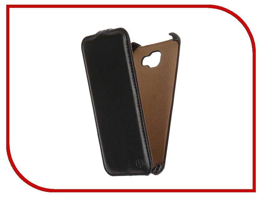 Аксессуар Чехол Samsung Galaxy A7 2016 Pulsar Shellcase Black PSC0850<br>
