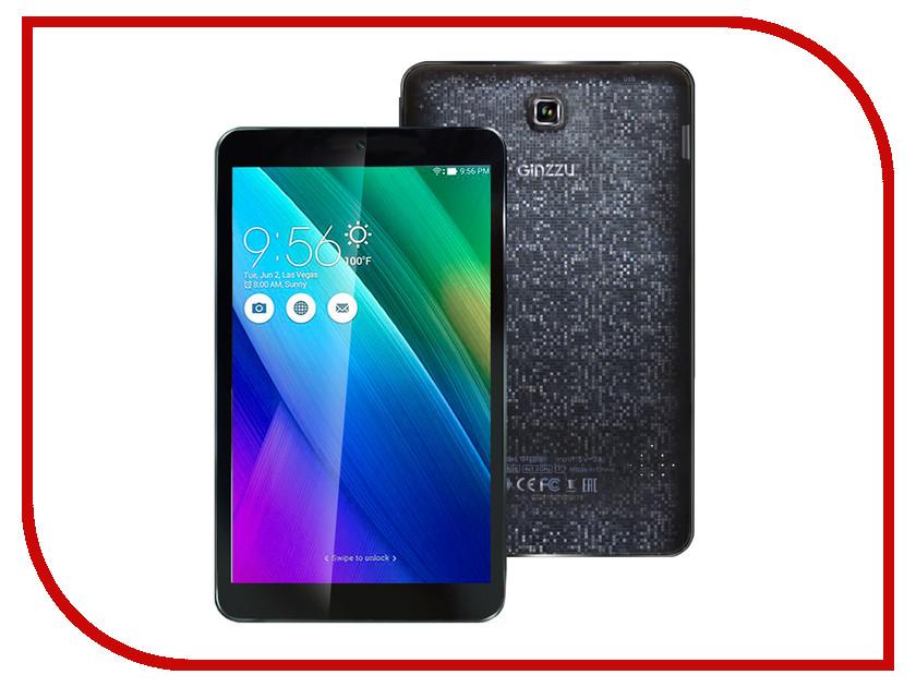 Планшет Ginzzu GT-7030 Black Rockchip RK3126 1.2 GHz/1024Mb/8Gb/Wi-Fi/Bluetooth/Cam/7.0/1024x600/Android