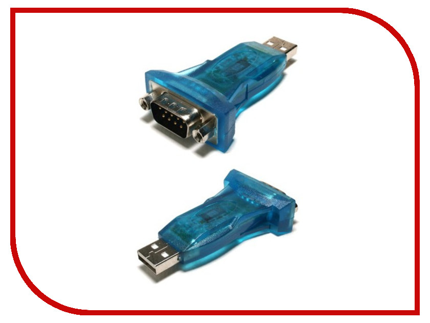 Аксессуар Orient USB Am to RS232 DB9M UAS-012<br>