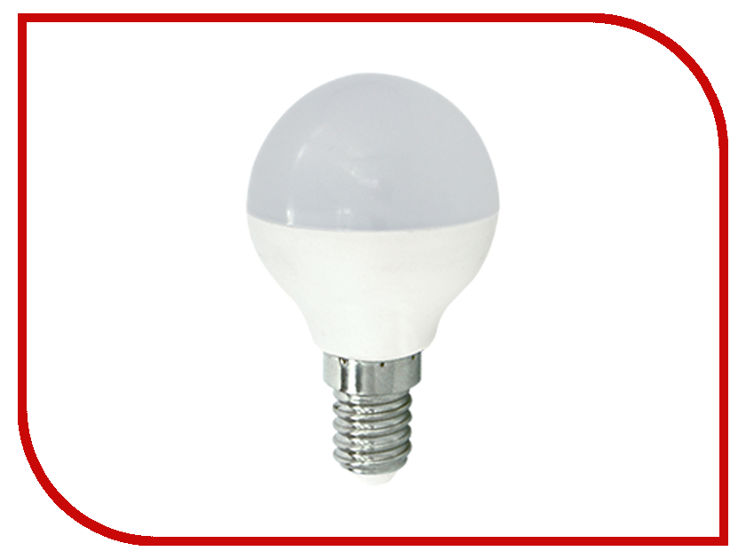 Лампочка Ecola Globe LED E14 8W G45 220V 4000K K4QV80ELC<br>