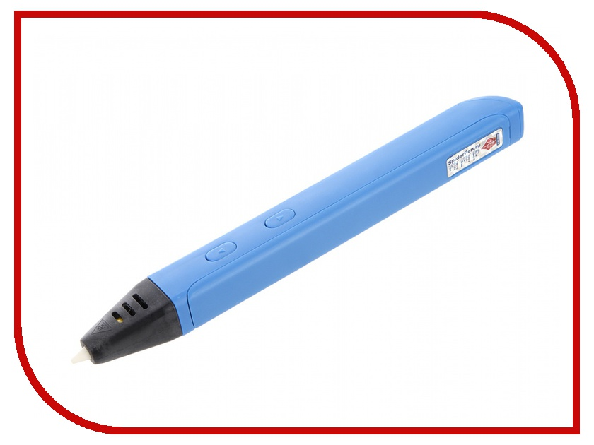 3D ручка Spider Pen SLIM SL1-B Blue