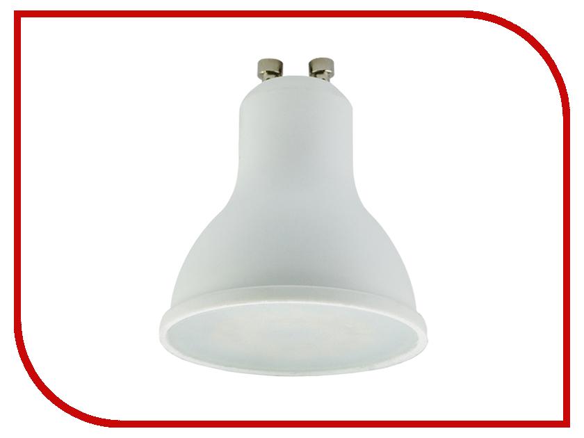 Лампочка Ecola Reflector LED 5.4W GU10 220V 4200K G1RV54ELC<br>